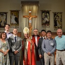Summer Reception of Confirmation and Eucharist photo album thumbnail 1